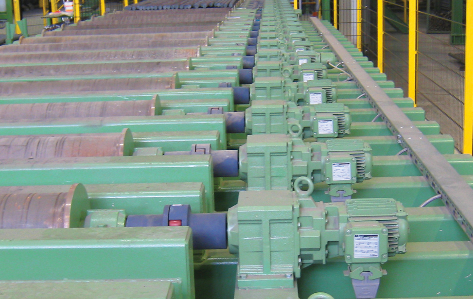 Annealing Lines Applications