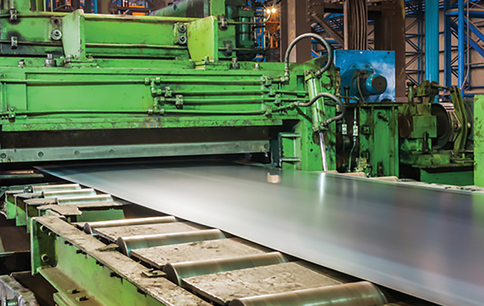 Steel Processing Line