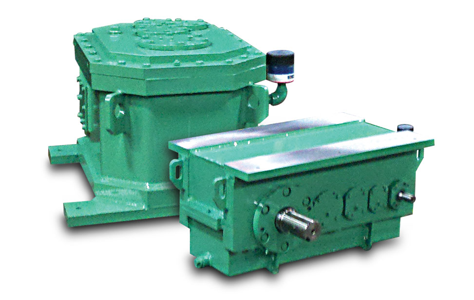 Nuttall Gear Moveable Bridge Gearboxes