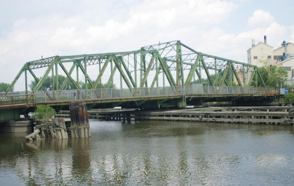 Hackensack River Swing Bridge