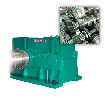 Nuttall Custom Gear Drive for Movable Bridge