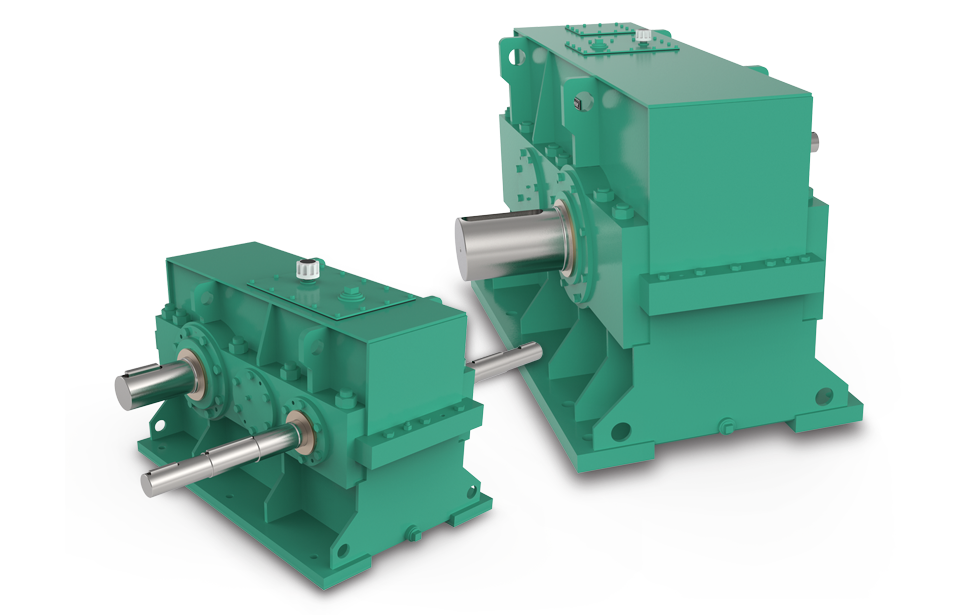 Nuttall Gear Primary Secondary Drives